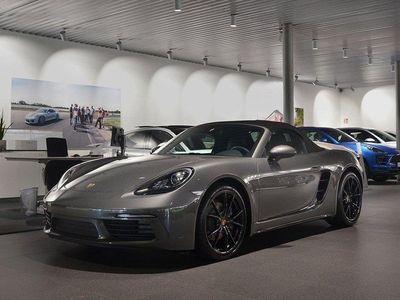 begagnad Porsche 718 Boxster / Privatleasing 8795kr/må