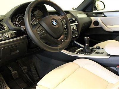 begagnad BMW X4 xDrive20d SUV