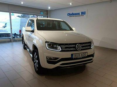 begagnad VW Amarok Aventura V6 3,0 aut 4M 2019, Transportbil Pris 439 000 kr