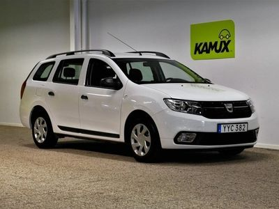 begagnad Dacia Logan MCV MCV 0.9 TCe Nybilsgaranti
