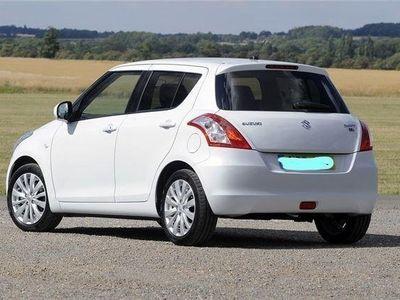 begagnad Suzuki Swift 5-dörrar 1.2 GL