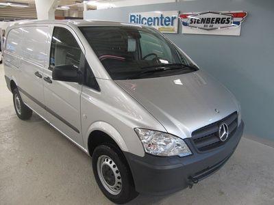 begagnad Mercedes Vito 116 CDI SKÅP LÅNG 4WD -14