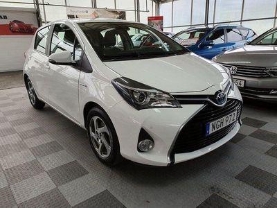 begagnad Toyota Yaris 1.5 HSD*HYBRID*TOUCH 2 NAVIGATIO