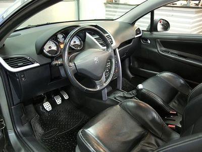 begagnad Peugeot 207 CC 1,6 120Hk