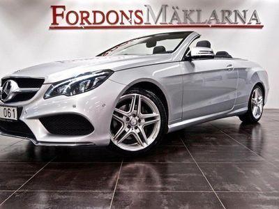 begagnad Mercedes E350 CAB 7-G TRONIC PLUS 306HK