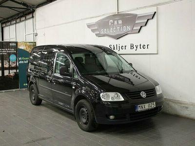 begagnad VW Caddy Maxi Life 1.9 TDI DSG 7-sits AUTO 2010, Transportbil 79 900 kr