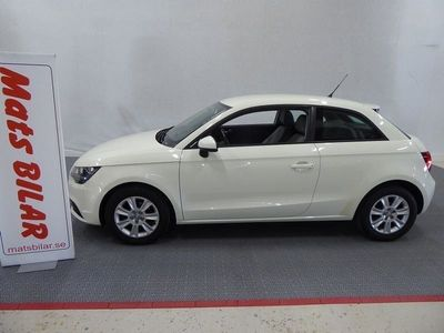 begagnad Audi A1 1,2 Tfsi Attraction Manuell