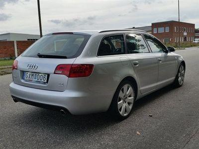 begagnad Audi A6 2.4 Quattro Avant 170Hk