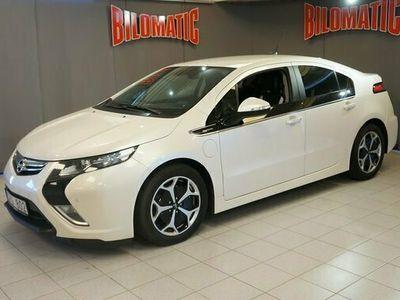 begagnad Opel Ampera Plug-in Hybrid Aut NAV Skinn 2012, Sedan Pris 139 000 kr