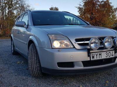 Såld Opel Vectra 22 05 Begagnad 2005 21 500 Mil I östersund