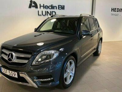 begagnad Mercedes GLK220 CDI 4MATIC 7G-Tronic Plus / AMG / 170hk / Drag / Navi
