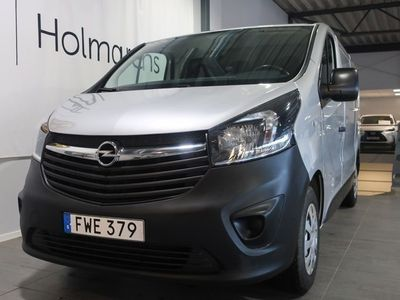 begagnad Opel Vivaro L1H1 1.6 CDTI, 85ion 1,6 CDTi 115 hk