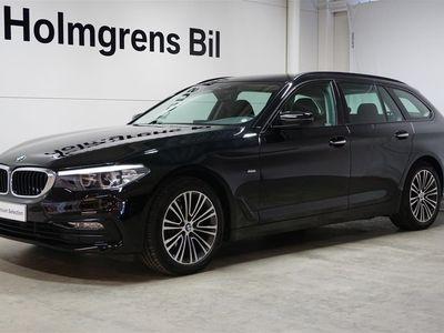 begagnad BMW 520 d xDrive Touring Värmare Navi Drag