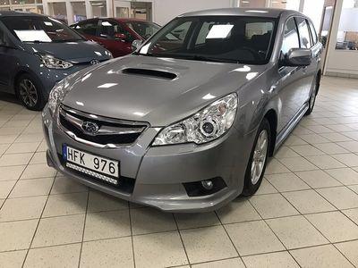 begagnad Subaru Legacy 2.0D Kombi 4WD 150hk