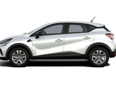 begagnad Renault Captur TCe 140 Zen EDC 2021, Halvkombi Pris 239 900 kr