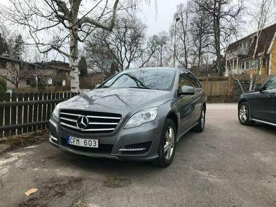 begagnad Mercedes R350 CDI