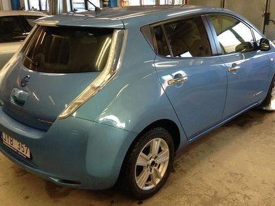 begagnad Nissan Leaf 5dr 109hk