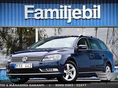 begagnad VW Passat 1.4 TSI EcoFuel Variant (150hk)Kamkedja/6-växlad/Skatt 44
