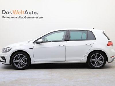 begagnad VW Golf TSI 150 DSG GT R-Line Pluspkt