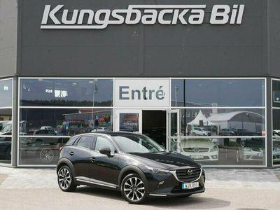 begagnad Mazda CX-3 Optimum AWD Aut BOSE Navi B-kamra Euro 6 150hk