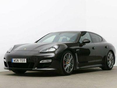 begagnad Porsche Panamera GTS V8 430hk Sport Chrono / Bose