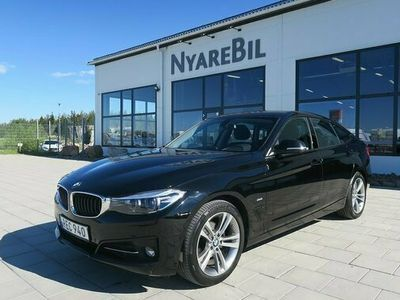 begagnad BMW 320 Gran Turismo d Sport Line Dieselvärmare 2017, Halvkombi Pris 199 900 kr