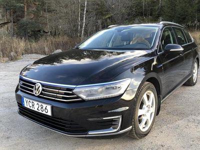 begagnad VW Passat 1.4 Plug-in-Hybrid Sportscombi GTE