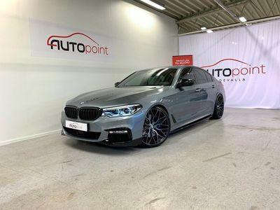 begagnad BMW 520 d G30 xDrive M Performance 190hk SE SPEC
