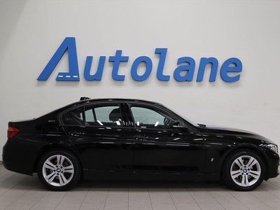 begagnad BMW 330e GPS iPerformance Connected Drive 25