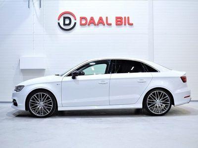 begagnad Audi A3 Sedan 2.0 150HK S-TRONIC S-LINE EURO 6