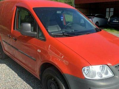 begagnad VW Caddy CADDY SKÅP
