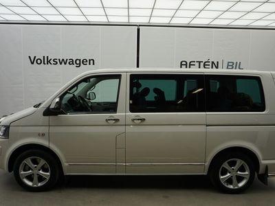 begagnad VW Multivan T5Highline