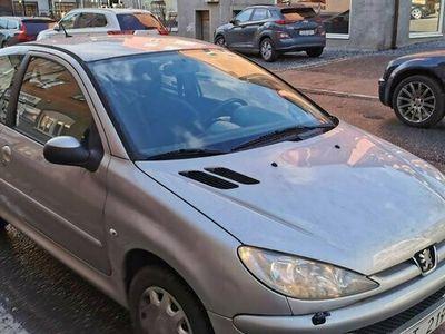 begagnad Peugeot 206 1,6 3D