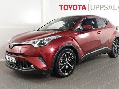 gebraucht Toyota C-HR 1.8 Elhybrid X-Edition JBL -17