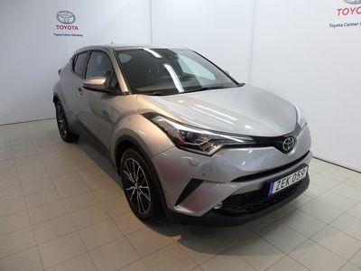 begagnad Toyota C-HR 1,2T M/D S AWD EXECUTIVE TEKNIKPAKET / DRAG / 16 Mil