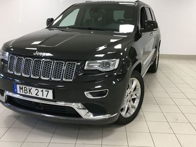 begagnad Jeep Grand Cherokee 3.0 CRD 4WD Summit 250hk