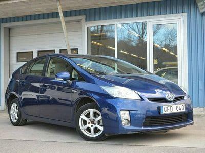 begagnad Toyota Prius 1.8 HSD Hybrid Business Nyservad