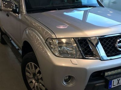 brugt Nissan Navara 3,0 V6 DCI 231HP LE+PREMIUM TECH