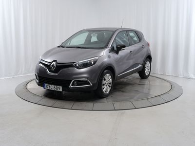 gebraucht Renault Captur Energy TCe 90 Expression 5-d I -16