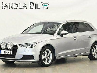 begagnad Audi A3 1.6 TDI M-Värm PDC 2018, Halvkombi Pris 169 900 kr