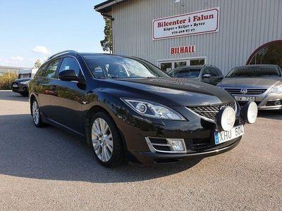 begagnad Mazda 6 2.0/Wagon/Advance/147hk/Dragkrok/Sven