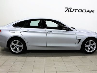 begagnad BMW 420 Gran Coupé d xDrive Steptronic Sport line Euro 6