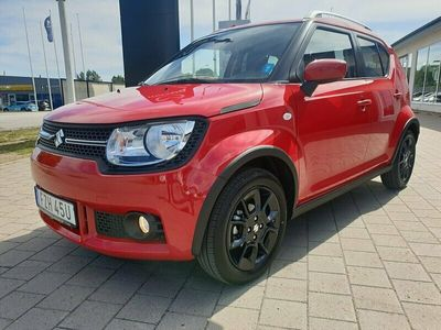 begagnad Suzuki Ignis 1.2 4WD 90hk