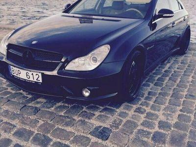 begagnad Mercedes CLS55 AMG 219AMG