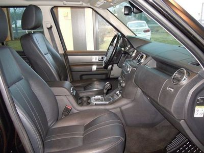 begagnad Land Rover Discovery 4 3.0 TDV6 SE 245hk 7-Sits, En ägare