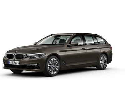 usata BMW 520 d xDrive Touring Sport Line Navigation Winter