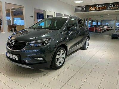 begagnad Opel Mokka X 1.4 Turbo Dynamic Euro 6 2017, SUV Pris 159 900 kr