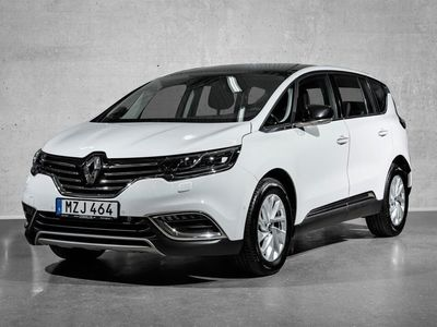 begagnad Renault Espace Zen dCi 160 EDC Fleet Edition