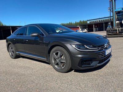 begagnad VW Arteon 2.0 TDI 4Motion DSG Sekvent