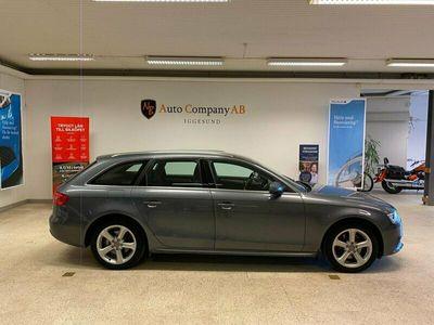 begagnad Audi A4 B8AVANT